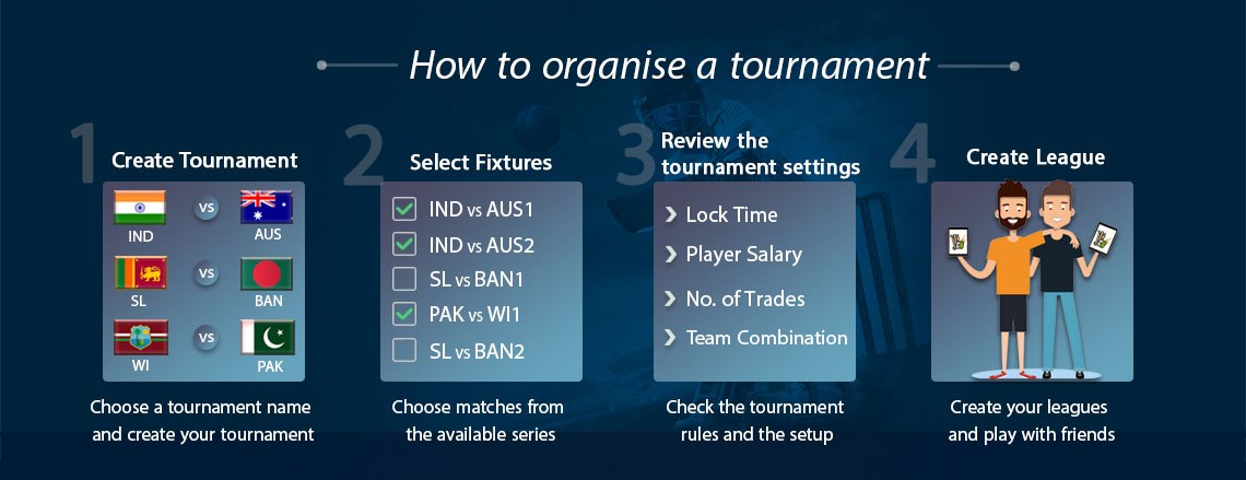 How To Create Custom Tournament